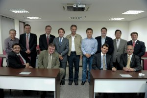 Nova Diretoria da Apimec SPGestão 2013-2014